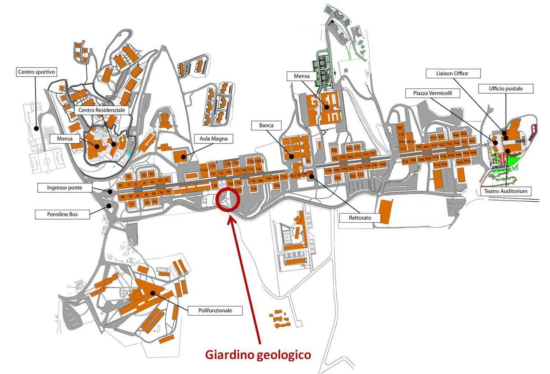 Cosenza Università della Calabria